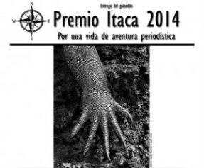 Cartel Premio Ítaca 2014