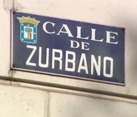Calle de Zurbano