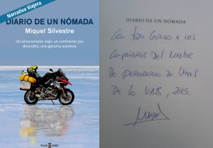 Portada libro Miquel Silvestre