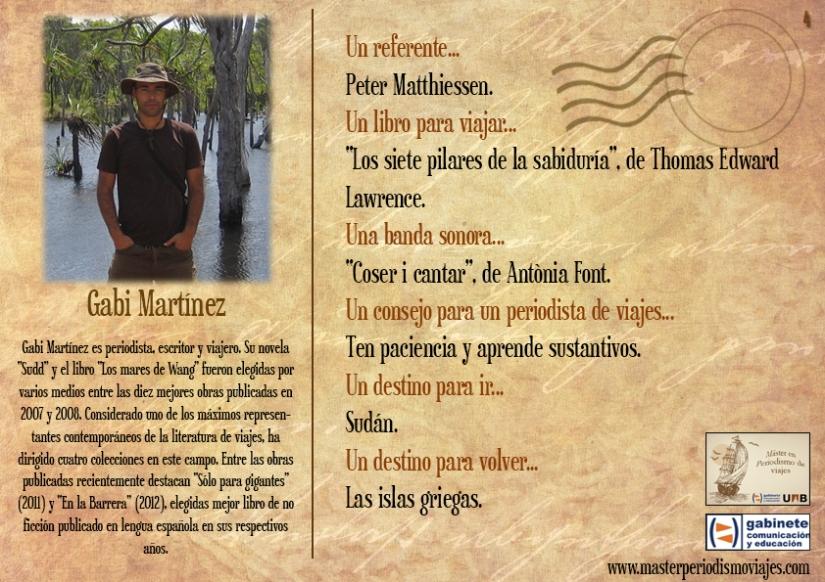 Postal Gabi Martínez