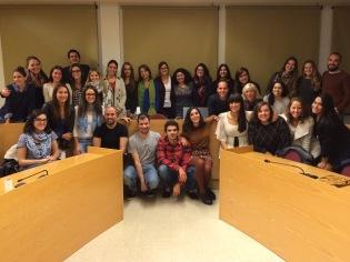 Fotografía Grupo Sesión Pepa Roma