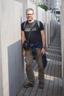 Monumento al Holocausto_Berlín 2015